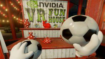 Nvidia Funhouse 3