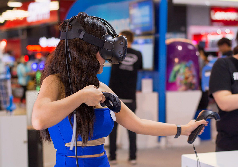VR na imprezy i eventy