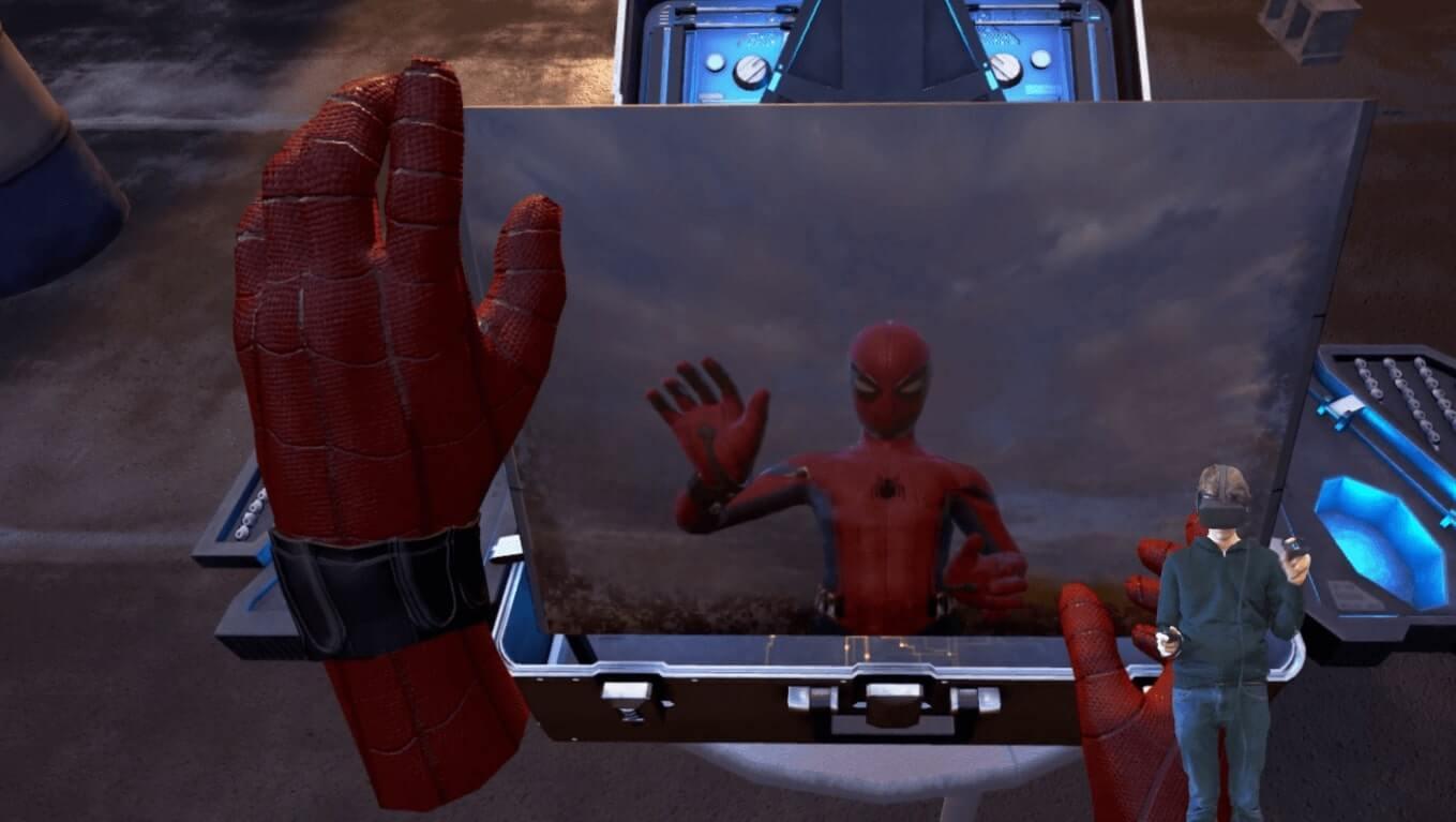 VR na imprezach firmowych